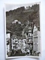 Ansichtskarte Wildbad Schwarzwald Bergbahn mit Sommerberg  (Nr.574)