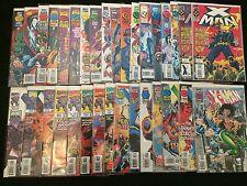 65 VFNM X-MAN Comics