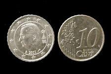 Monnaies de Belgique: 10 Cent
