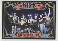 2009 Press Pass Tour Edition #26 Kiss Rock & Roll Day Non-Sports Card 1i7