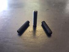 Grani di fermo 5923  M6 x 25mm a brugola e testa SPIANATA TONDA 10-20- x conf