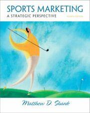 Sports Marketing : A Strategic Perspective Hardcover Matthew D. S
