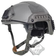 FMA Ballistic IIIA Bullet Proof Helmet Aramid Fiber Maritime OPS TB854 FG L/XL