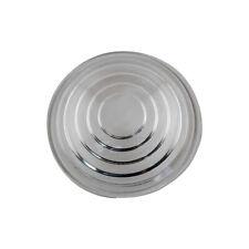 Model T Ford Oil Lamp Lens - White Glass - 3-11/16 Diameter 16-56049-1
