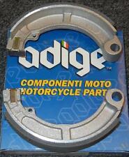 1965-1966 Vespa 150 rear brake shoes Genuine Italian, Made In Italy, Adige 0160