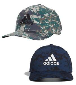 Adidas Tour Camo Print Hat Mens Golf Cap - New 2021 - Pick a Color