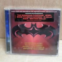 Batman and Robin Soundtrack Album CD Promo USA Smashing Pumpkins inc UK P+P