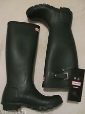 NEW HUNTER 'TALL' WELLINGTON BOOTS - BOXED - SIZE 3 - BARGAIN £34.95 & FREE POST