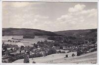 Ansichtskarte  Lauter im Erzgebirge - Ausgangspunkt in herrliche Landschaft s/w