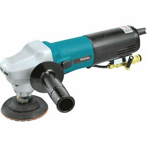 Makita PW5001C 4-Inch 7.9 Amp Hook and Loop Electronic Wet Stone Polisher