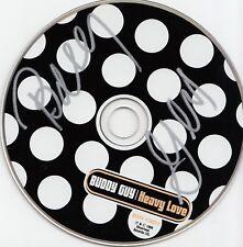 BUDDY GUY signed (HEAVY LOVE) BLUES LEGEND CD W/COA