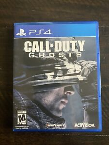 Call of Duty Ghosts Sony Playstation 4