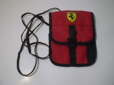 Collectible TWICKENHAM Official Red F1 FERRARI  Shoulder Bag Pouch Wallet .NEW!
