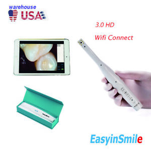 Dental Intraoral Camera 3.0 High HD Wireless Portable Wifi Endoscope Easyinsmile