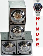 "4x Add-on ""BOXY"" Brand Brick Automatic Watch Winder modules - Brilliant!"