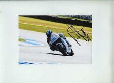 Raffaele DE ROSA HONDA MOTO 250cc Australia MOTO GP 2009 firmato fotografia 1