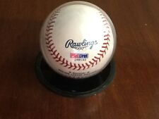 Los Angeles Angels of Anaheim JERED WEAVER Signed MLB RAWLINGS BASEBALL