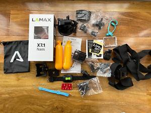 Lamax X7.1 Naos action sports camera 4K Ultra HD 16 MP Wi-Fi 58 g