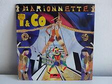 T & CO Marionnette 813209 7