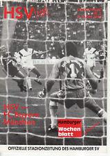 BL 89/90 Hamburger SV - FC Bayern München