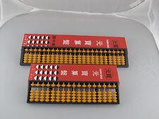 Japanese SOROBAN abacus Set Large and Medium NEW Free Shipping