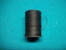 Brownell #4 Nylon Peep Nock Serving Thread Black
