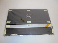 New Dell Studio XPS 1640 Laptop LCD Cover Lid Leather Black   U026F