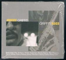 JOHNNY GRIFFIN GRIFF'N BAGS CD SIGILLATO!!!