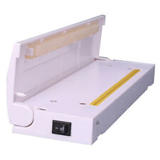 New Portable 230mm Impulse Heat Sealer Electric Plastic Poly Bag Sealing Machine