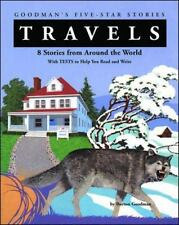 Travels:  8 Stories from Around the World with Tests to Help You Read and Write