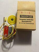 Faller B-215 -Slow Rotating Craft Engine/Motor ** MOTOR ONLY***