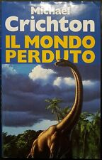 Michael Crichton, Il mondo perduto, Ed. EuroClub, 1997