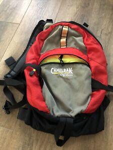 Camelbak Cloud Walker Hydration Red / Gray (no Bladder)