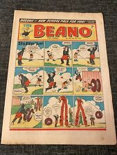More details for beano comic - #603 - 6 february 1954 - preview of bash street kids