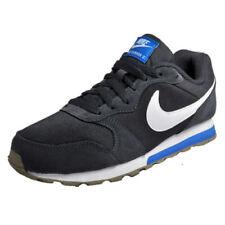Chaussures gris Nike à lacets pour garçon de 2 à 16 ans