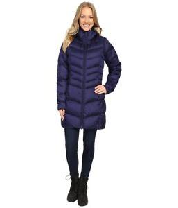 Mountain Hardwear Hardwear Ladies Indigo Blue Downtown Coat Size 1616991423S