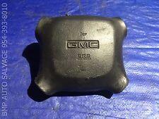 OEM 1998 - 2001 GMC SAFARI DRIVER SIDE LEFT AIR BAG BLACK #1112