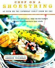Chef on a Shoestring (2001, Hardcover, Illustrated)