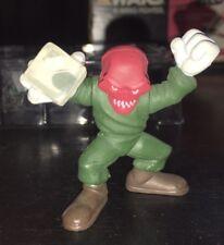 Marvel Super Hero Squad RED SKULL Clear Cube & White Gloves Version