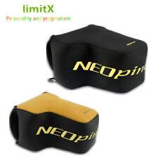 Suave Funda Para Cámara Bolsa de Neopreno para Cámara Digital Nikon Coolpix P1000