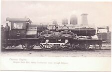Postcard Express Engine Belgium States Rlys Continental Trains H 2154 Knight 626