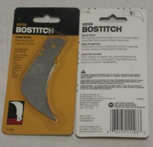 Stanley Bostitch Linoleum Hook Blade Model 11-103 for fixed blade utility knife