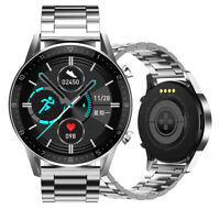Smartwatch Herzfrequenz Pulsuhr HD  RETINA Display iPhone iOS Android IP68 5ATM