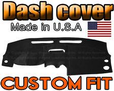 fits 2004  2005  2006  CHEVROLET AVEO  DASH COVER MAT DASHBOARD PAD  /  BLACK