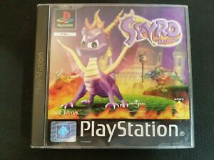 SPYRO THE DRAGON - Playstation 1 PS1 PSone - Complet Pal FR + DEMO
