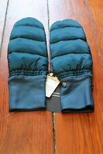 NWT Lululemon Pinnacle Warmth Mittens Night Diver Blue Medium/Large $48 PRIMALOF