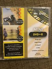 MINI DVD Mr Dvd-r telecamera DVD