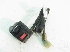 1986-1987 1986 Yamaha Fazer FZX700 Left Hand Control Switches 1UF-83973-10-00