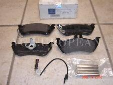 Mercedes ML-Class Genuine Rear Brake Pad Set,Pads w/Sensor ML320 ML350 ML430