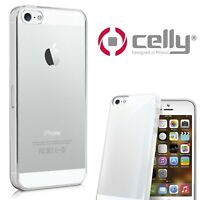 CELLY Gelskin Case For iPhone 5 5S SE Silicone Slim Protective Cover Shockproof